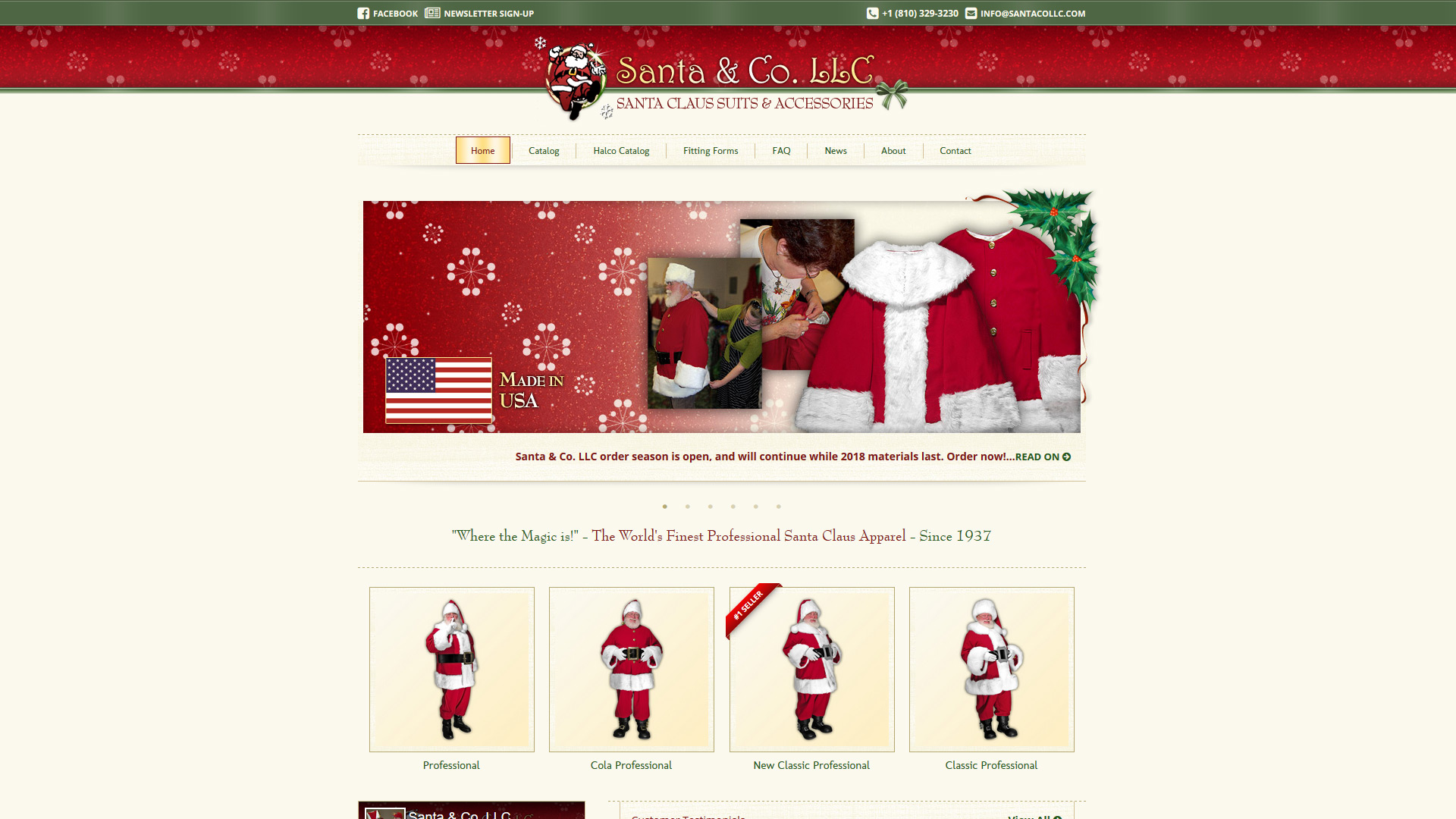 Santa & Co. LLC | santacollc.com